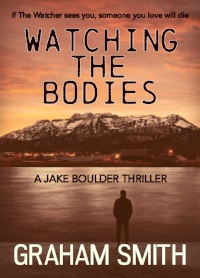When Jake Boulder is asked by his PI friend to help investigate the vicious murder of Kira Niemeyer, he soon finds himself tracking a serial killer who selects his next victim in a most unusual manner. As the body count rises, Boulder has to work with the police to identify the heinous killer before more lives are taken. What ensues is a twisted game of cat and mouse, that only Boulder or the Watcher can survive.