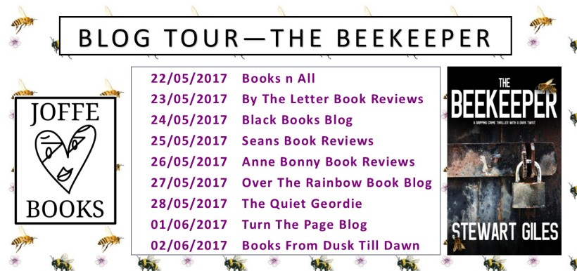 Blog Tour Banner - The Beekeeper
