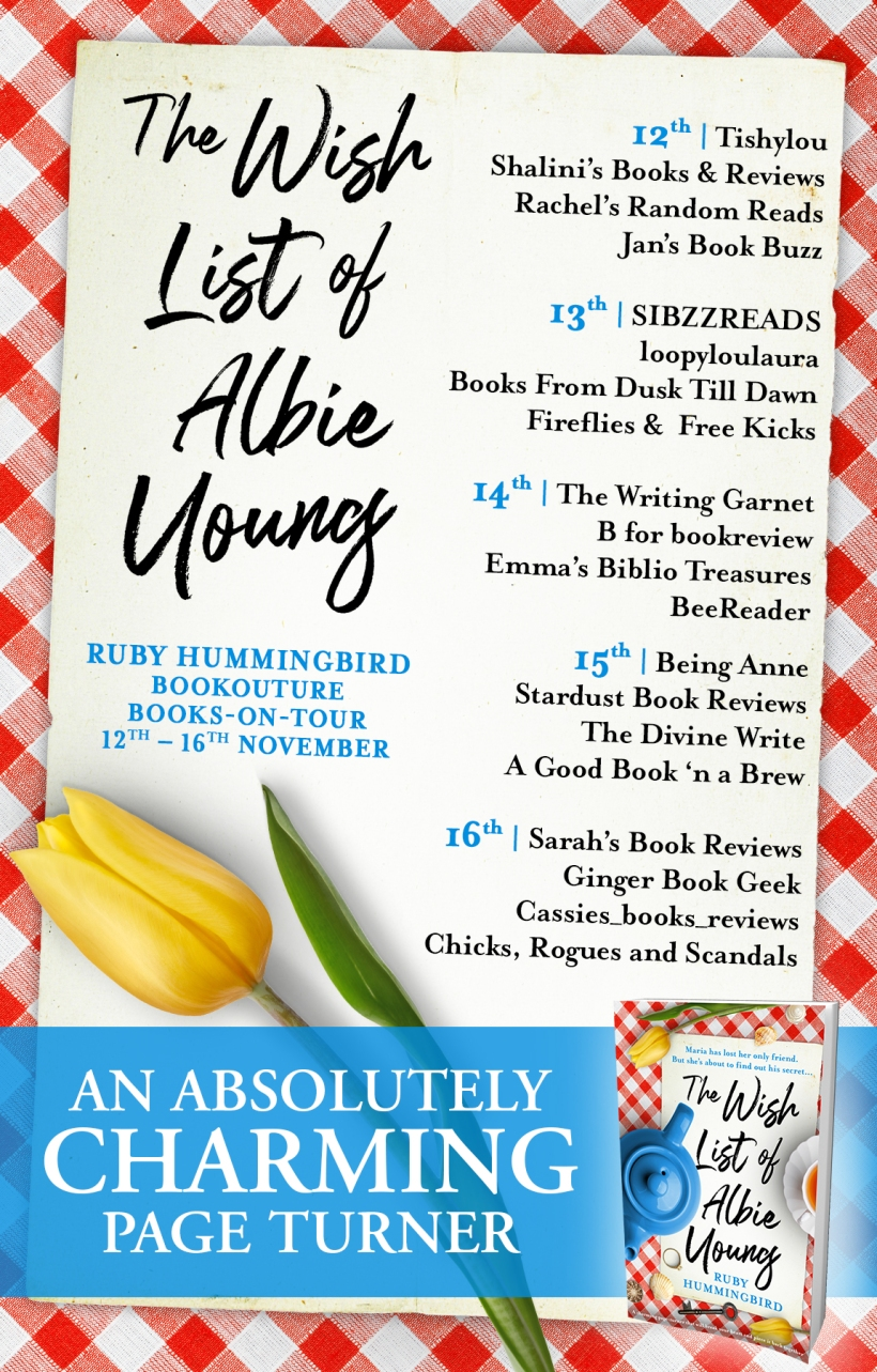 The Wishlist of Albie Young - Blog Tour.jpg